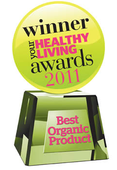 Healthy Living Award - Seagreens