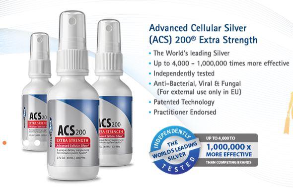 Results RNA - ACS 200 Advanced Cellular Silver 2 oz