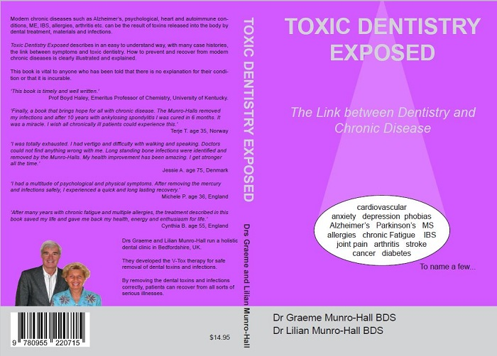 Cover Toxic Dentistry Exposed