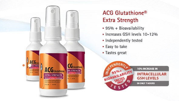 ACG Glutathione Group Shot