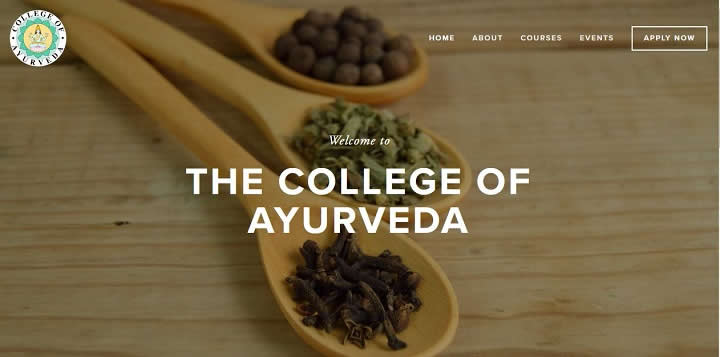 Coollege of Ayurveda