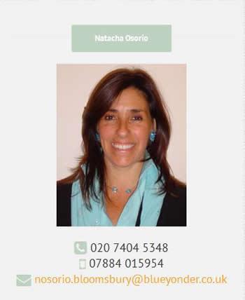 Natasha Osorio