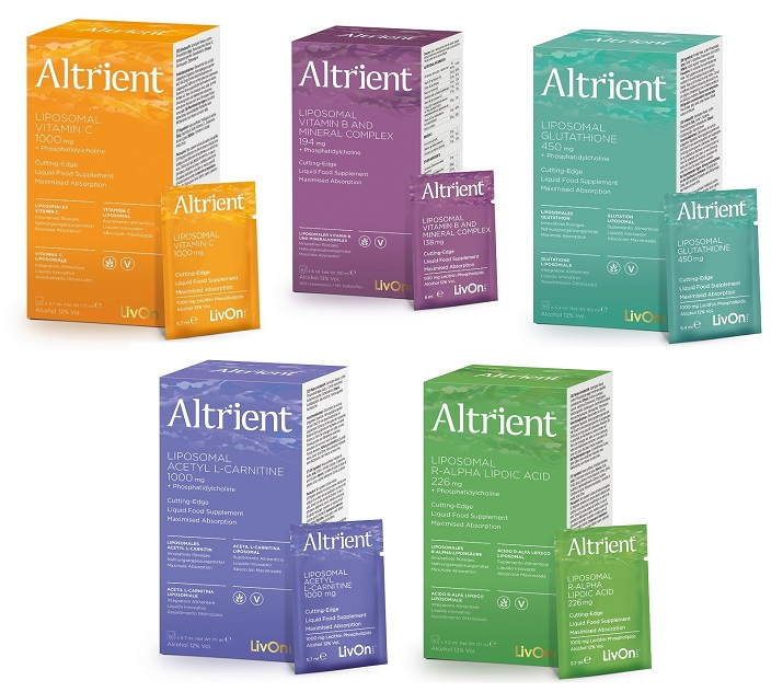 Altrient Product Range New Design