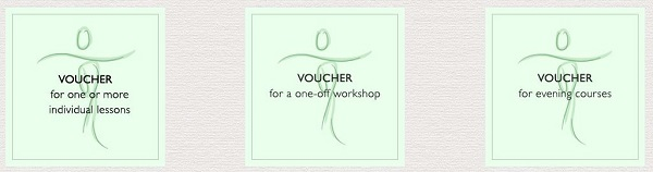 Vouchers for Alexander Lessons