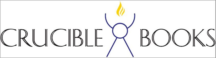 Crucible Books Logo Simple Banner