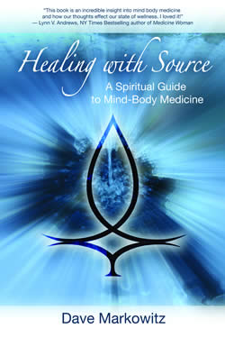 Healing with Source: Book COver