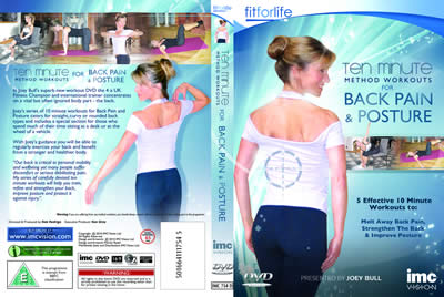 Joey Black's DVD cover