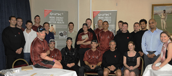Somerset County Cricket Team and QLink
