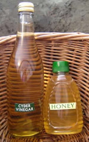 Cyder Vinegar and Honey