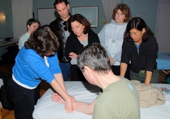 Brook Seminars' Active Isolated Stretching And Scar Tissue Workshops