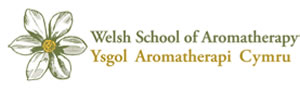 The Welsh School of Aromatherapy logo