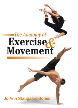 The Anatomy of Exercise & Movement: for the study of dance, pilates, sport and yoga