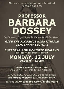 The Florence Nightingale Memorial Lecture