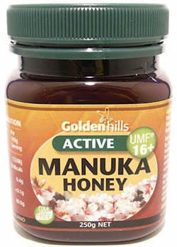 Goldenhills Manuka Honey UMF16+ for Eye Problems