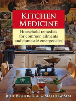 Kitchen Medicine book cover