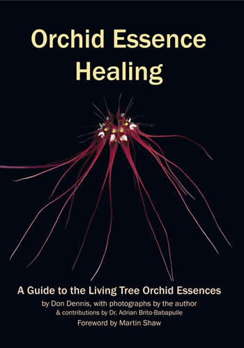Orchid Essence Healing: A Guide to the Living Tree Orchid Essences