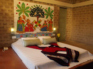 Our Native Village Eco Resort for Holistic Health - Bangalore India