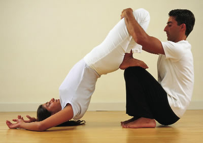 Positive Health Online Article Thai Yoga Massage An