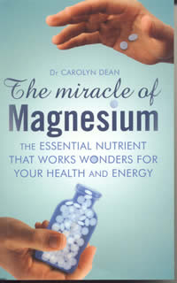[Image: The Miracle of Magnesium: The Essential Nutrient that Works Wonders for Your Health and Energy]