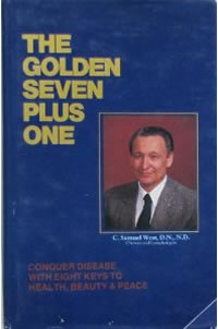 [Image: The Golden Seven Plus One]