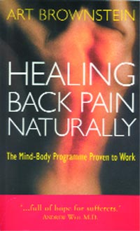 [Image: Healing Back Pain Naturally - The Mind-Body Programme Proven to Work]