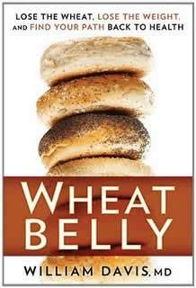 [Image: Wheat Belly: Lose the Wheat, Lose the Weight, and Find Your Path Back to Health]