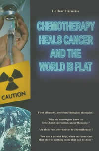 [Image: Chemotherapy Heals Cancer and the Earth is Flat]