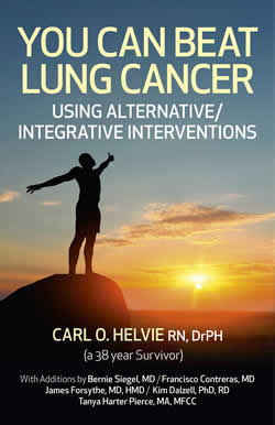 [Image: You Can Beat Lung Cancer Using Alternative / Integrative Interventions]