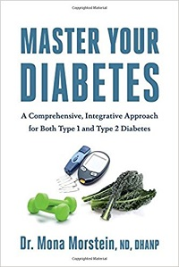 [Image: Master Your Diabetes - A Comprehensive, Integrative Approach for Both Type I and Type 2 Diabetes]