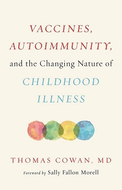 [Image: Vaccines, Autoimmunity and the Changing Nature of Childhood Illnesses]