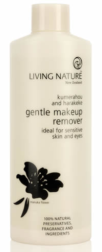 Living Nature Make-Up Remover