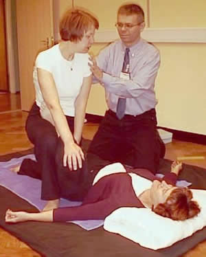 University of Westminster Shiatsu
