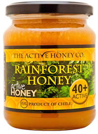 Rainforst Honey