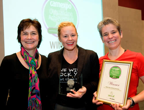 camexpo Outstanding Achievement Award winners