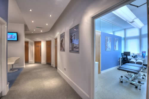 Complementary Health Rooms To Rent London