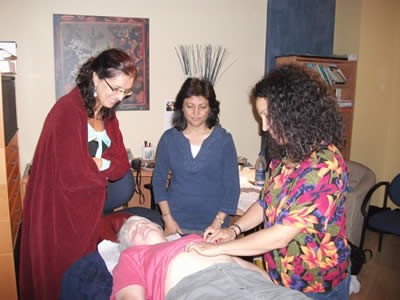 Introductory NST course in Vancouver, 2011.