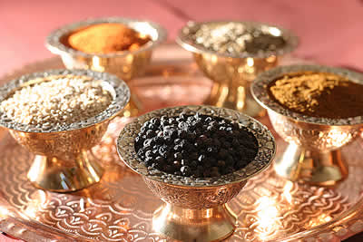 Positive health online article ayurvedic way of for Ancient indian cuisine
