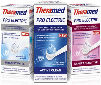 Theramed PRO ELECTRIC Group