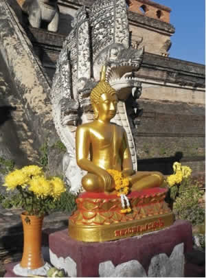 Golden Buddha Thai Temple