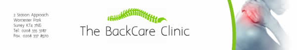 The back-care clinic