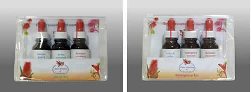 Flower Essence Detox and Emergency Kits