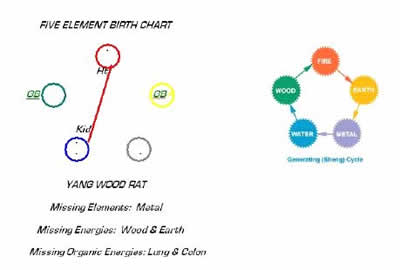 Five Element Balances