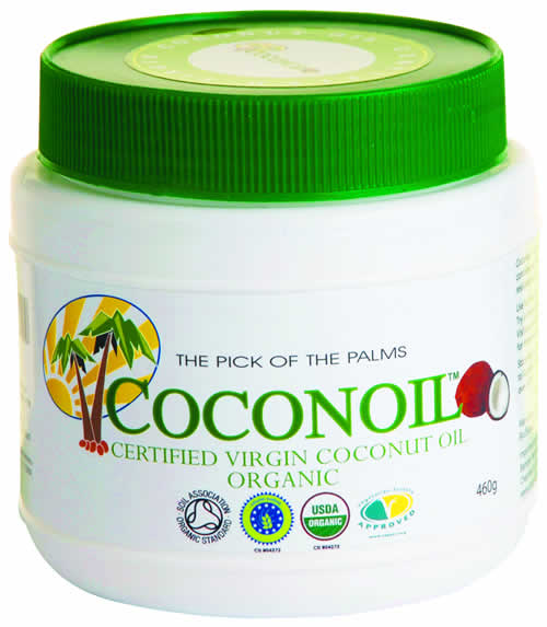Coconoil - One of the Highest Quality Virgin Coconut Oils Available