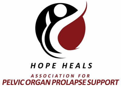 Logo Pelvic Organ Prolapse Support