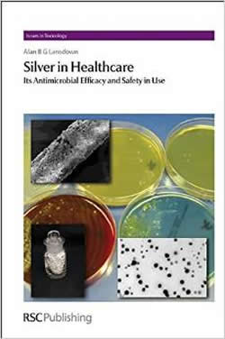 Cover Silver in Healthcare by Alan Lansdown