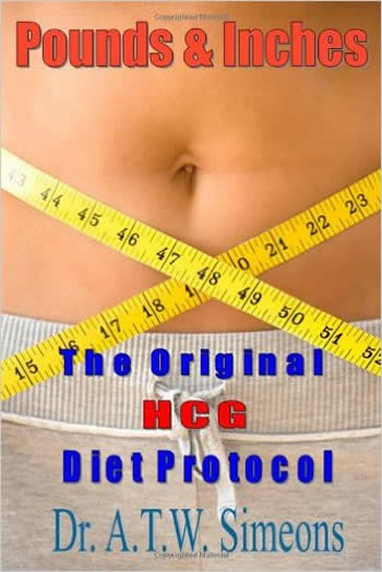 Pounds and Inches New Approach to Obesity Dr AT Simeons