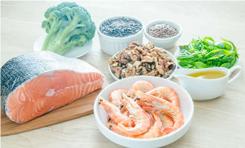 Eat Seafood for Natural Glowing Skin