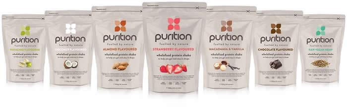 Purition Real Food Shake - Lose Weight, Have more Energy