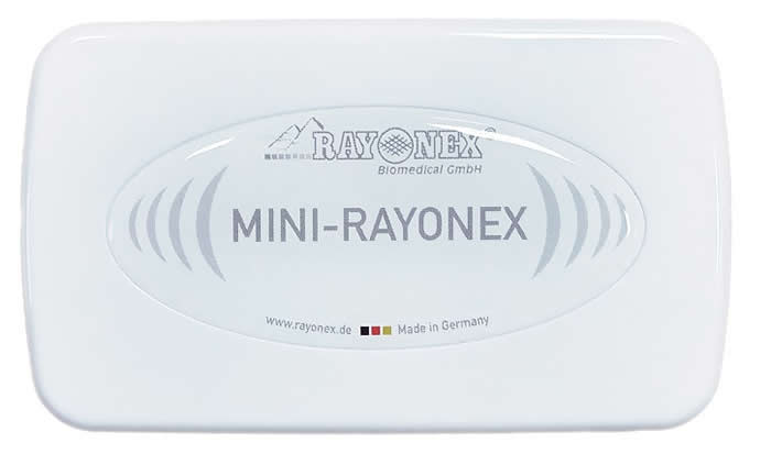 Mini-Rayonex - Research Report Regarding Cell Metabolism Performance