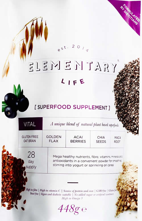 Elementary - Superfood Supplement
